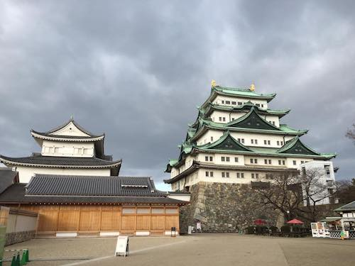 名古屋城取材2018-2